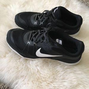 Black Nikes